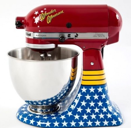 the painted mixer advice on customizing your kitchenaid happy